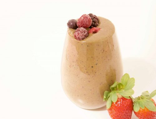 Video Recipe: Exotic Apple Smoothie